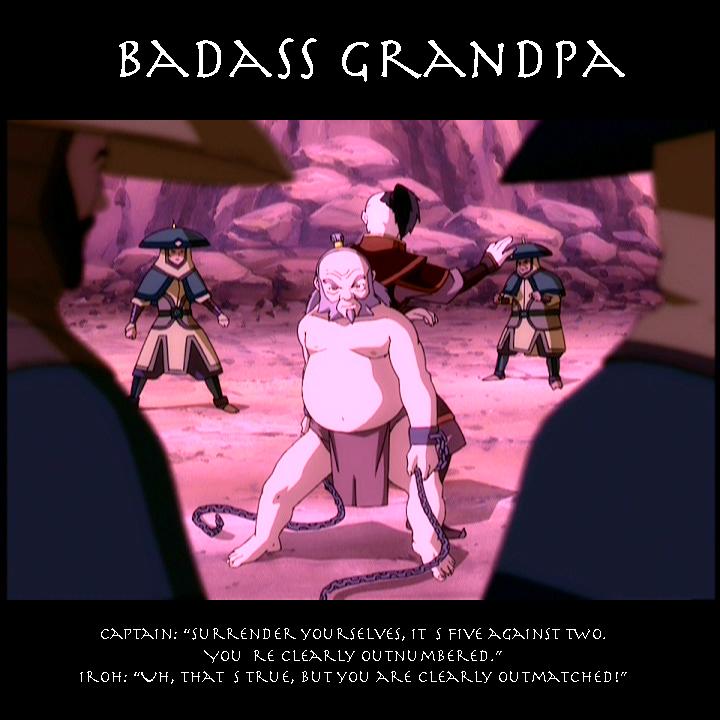 Grandpa Ass 5