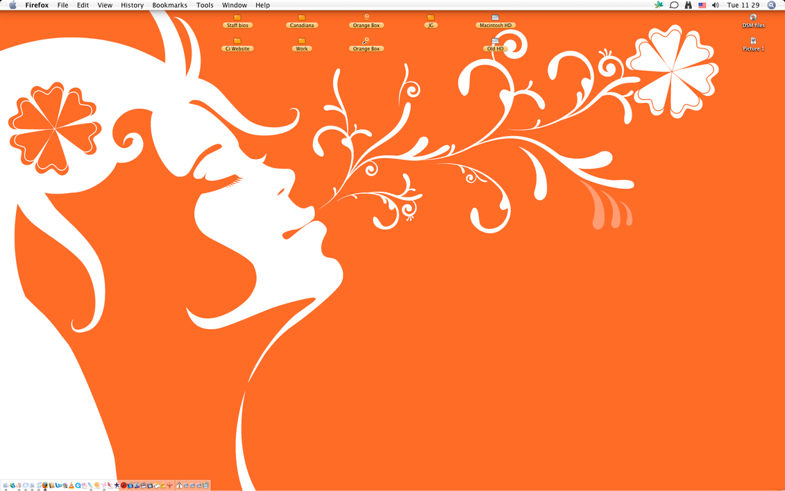My Desktop by seventh