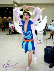 Anime Expo Oct 09 - Bon Clay