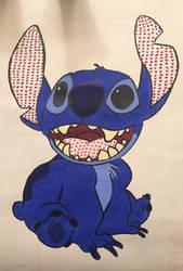 Art final: Stitch by brilande19