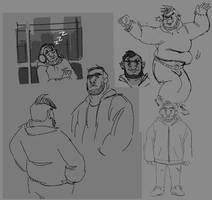 Sketch Batch: Ed