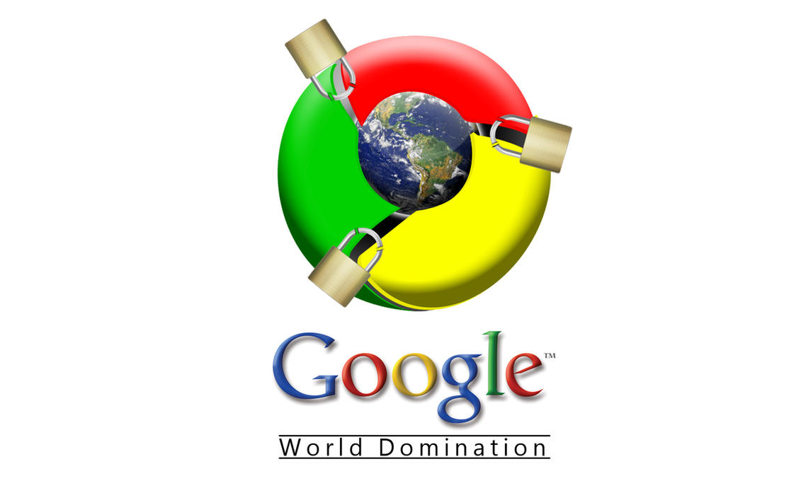 Google and world domination