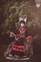 Queen of heart - Alice madness returns by leila1000