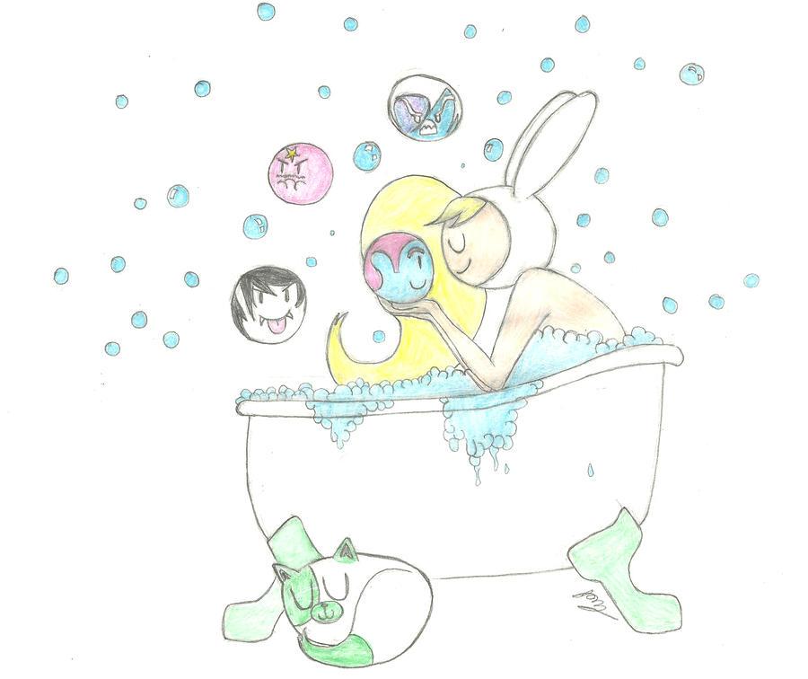 Bath Time by Only1TrueJony