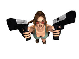 Tomb Raider 3 Remake 1 by silviu4mc