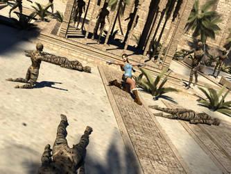 Tomb Raider - Egypt Adventure