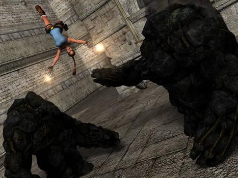Tomb Raider - Aerial Assault