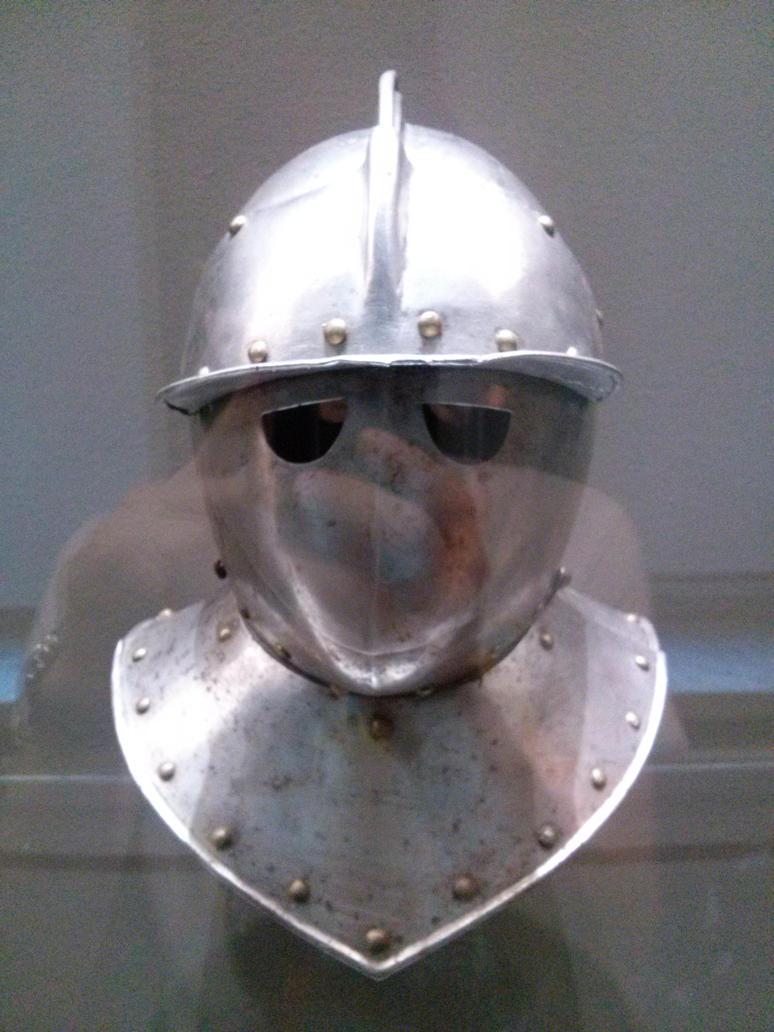 Sad helmet by LordVetinari1