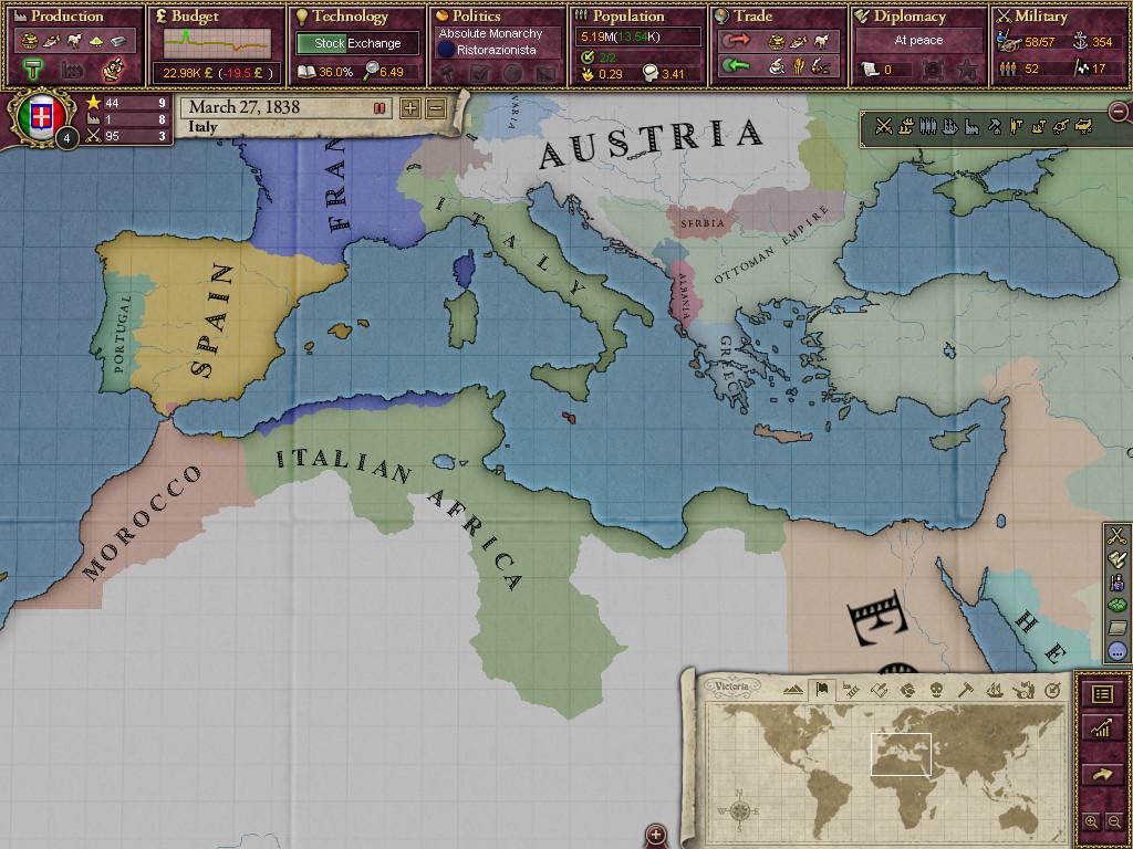 Alternative Italy by LordVetinari1