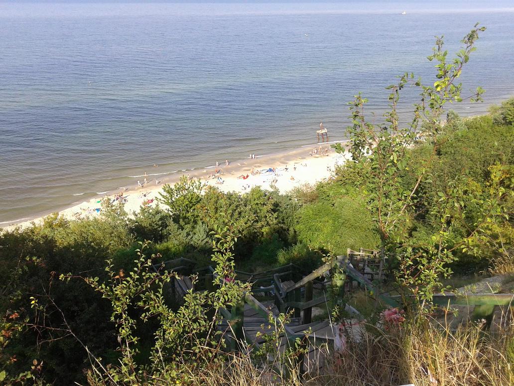 Beach by LordVetinari1