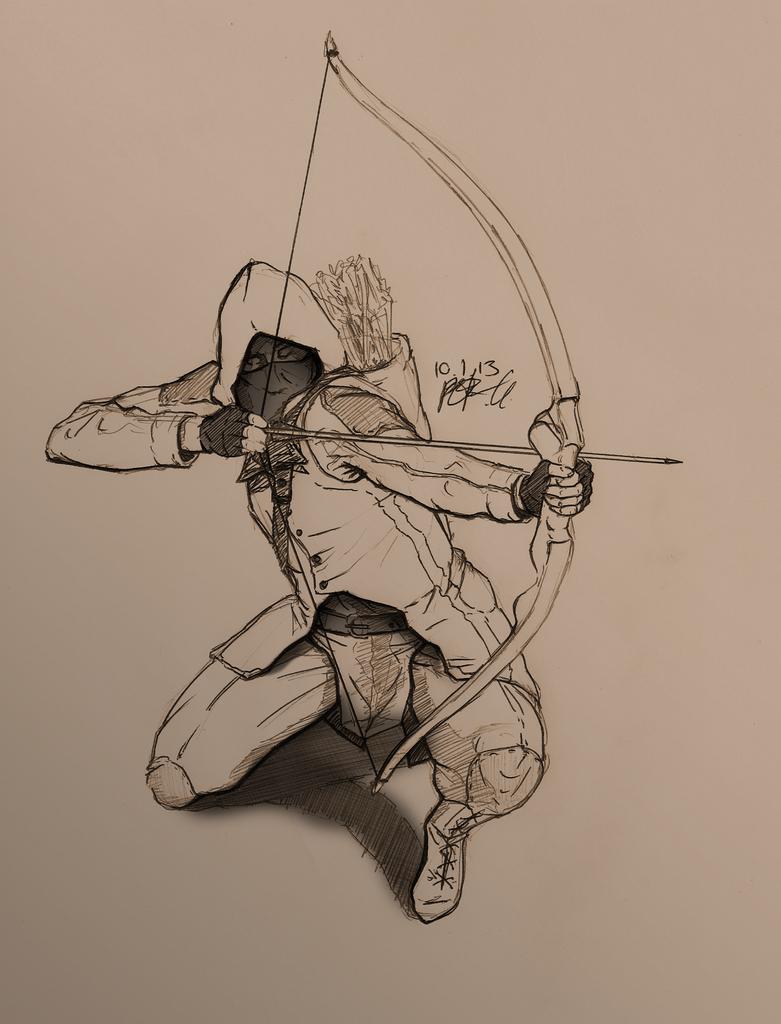 Archer by AntiSpiral99