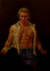 Doc Savage, Woman of Bronze by somersetholmes
