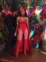 scarlet Witch finished 1/6 figure