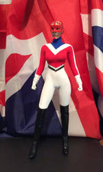 Captain UK 1/6 scale figure (2)