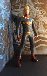 MIRACLEMAN / MARVELMAN 1/6 scale figure
