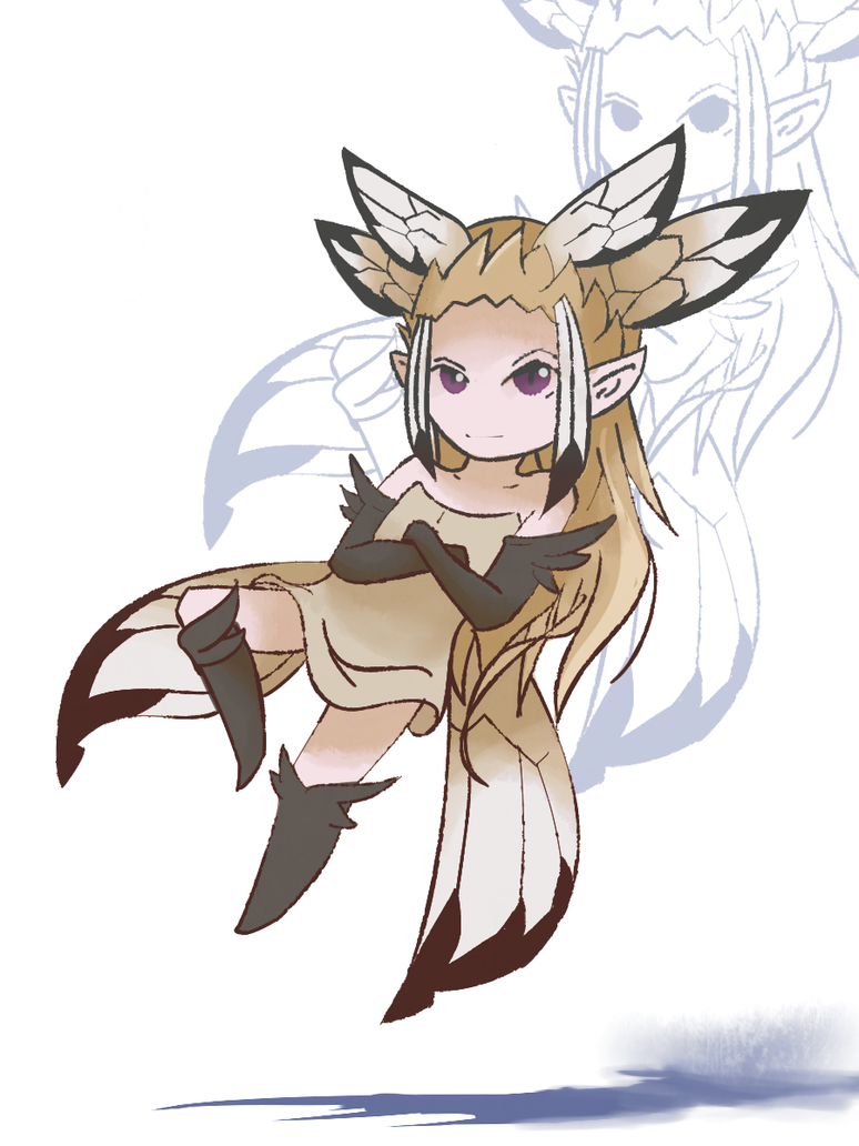 Bravely Default Airy by | Volvoab