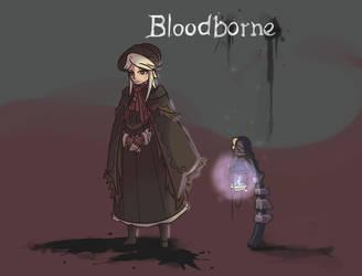 Bloodborne [Plain Doll] by BlazingCobalt