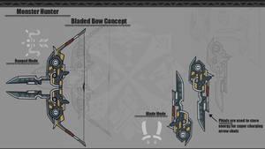 Monster Hunter [Bladed Bow]