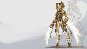 Warframe [Valkyr Prime]