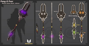 [Monster Hunter] Iceborne Weapon Contest Entry