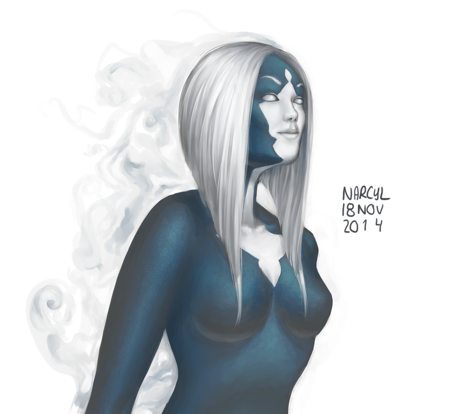 Morpheus by Maiden-In-Black