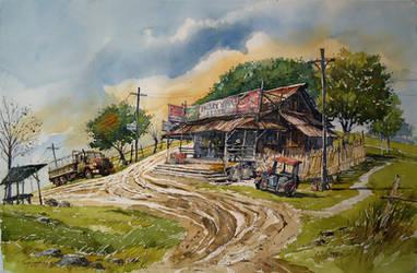 Tiange Sa Likuan by SinkoSiete