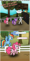 Comic:''Pinkie, this doesn't count as science'' P1