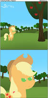 Pointy Pony Problems: Applejack