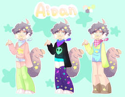 Aidan by Stariaat