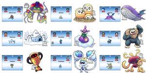 Pokemon Fusions Set 5