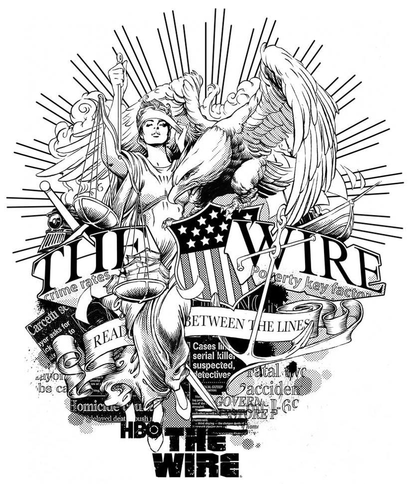 The Wire by theRifraf on DeviantArt