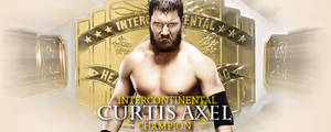 Curtis Axel Intercontinental Champion Sig