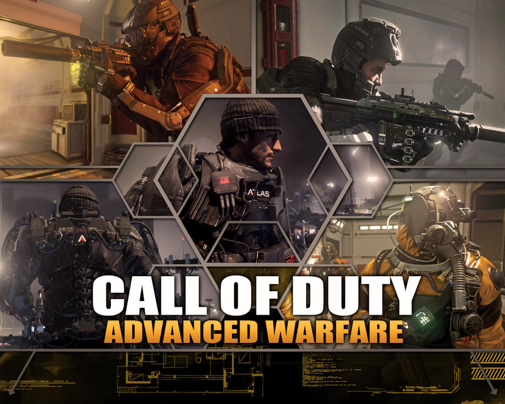 call of duty advanced warfare wallpaper by