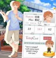 .:346pro:. Hashiba, Miki by Hamu-the-Fujoshi
