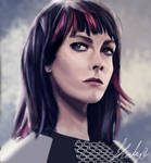 Johanna Portrait
