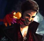 Hook and Iago