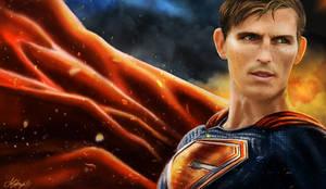 Superman [Digital Painting]