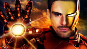 Iron Man [Digital Painting]