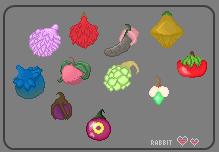 Pixel Berries by RascalWabbit