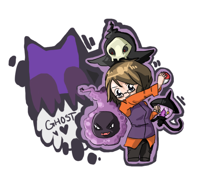 Ghost type trainer by RascalWabbit