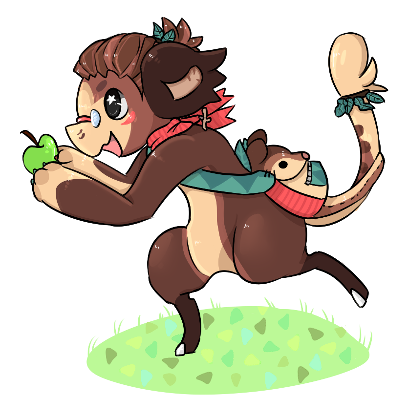 Kanga cutie by RascalWabbit
