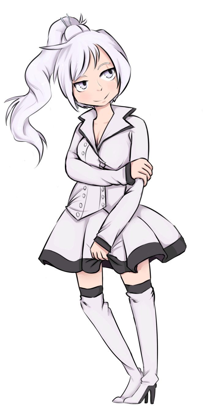 Weiss by RascalWabbit