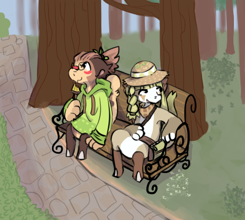 Love for the outdoors by RascalWabbit