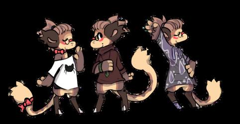 Kanga doodles