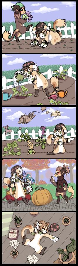 Artour's Farming Trial :DD