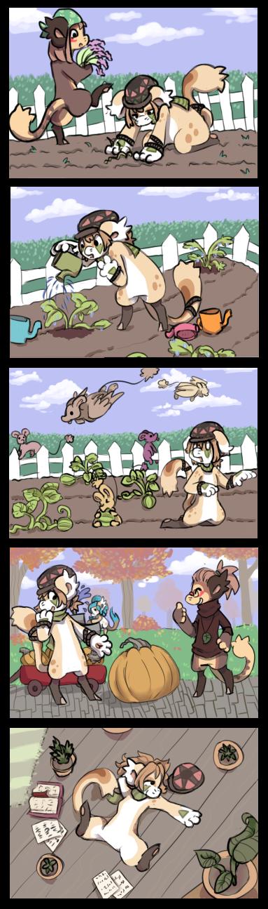 Artour's Farming Trial :DD by RascalWabbit