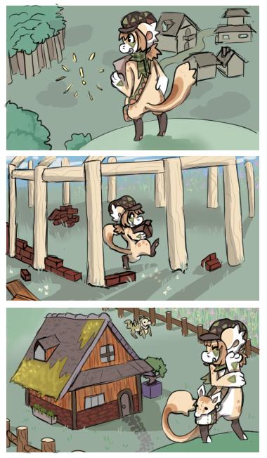 Building Trial - Artour by RascalWabbit