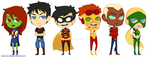 Toon Young Justice