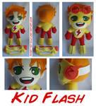 Kid Flash Wally West Plush