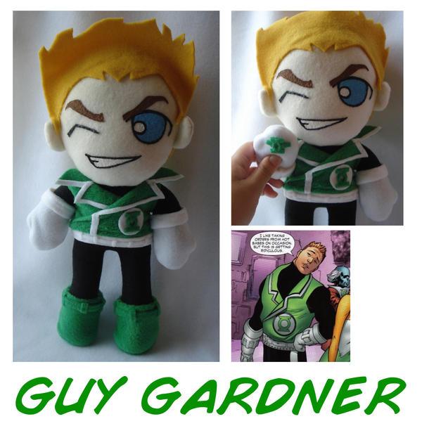 Guy Gardner by rosey-so-silly